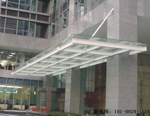 黔西医院钢结构雨棚