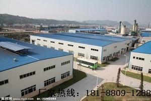 息烽钢结构厂房